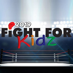 Fight For Kidz - Charity Boxing Event