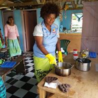 Fiji Soapmaking
