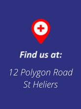 Find us at 12 Polygon Rd, St Heliers