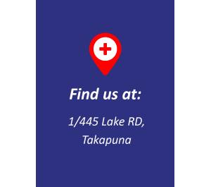 Find Us - Hauraki RD, Takapuna Pharmacy
