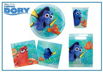 Finding Dory 40 piece party pack