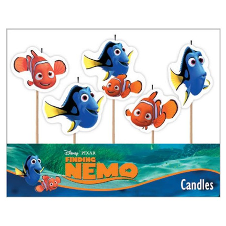 Finding Dory Candles x 5