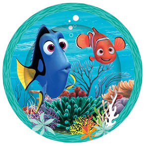 Finding Dory Party Plates x 8