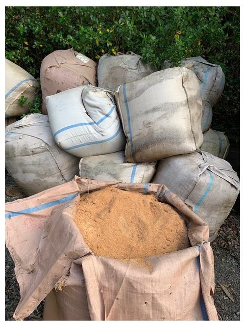 Fine Sawdust