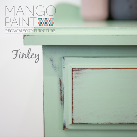 Finley Mango Paint