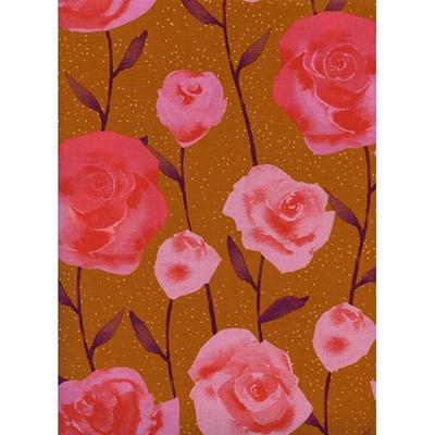 Firelight Roses - Caramel