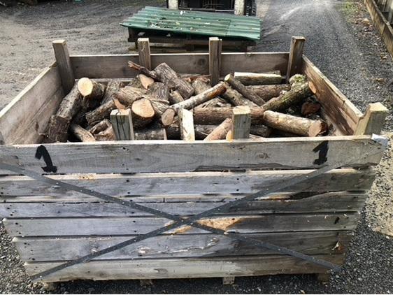Firewood Bin 1