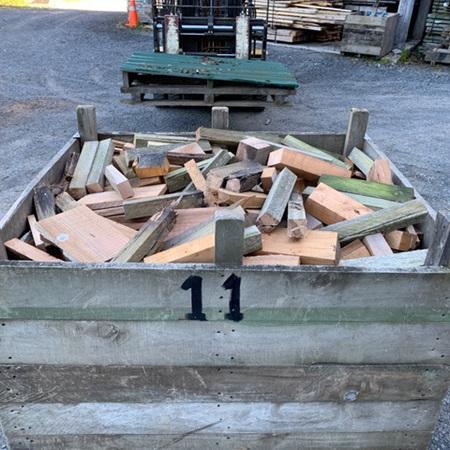Firewood Bin 11