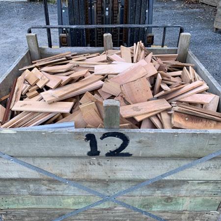 Firewood Bin 12
