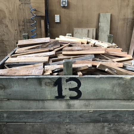 Firewood Bin 13