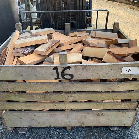 Firewood Bin 16