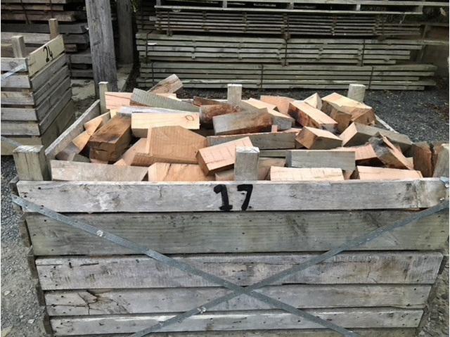 Firewood Bin 17