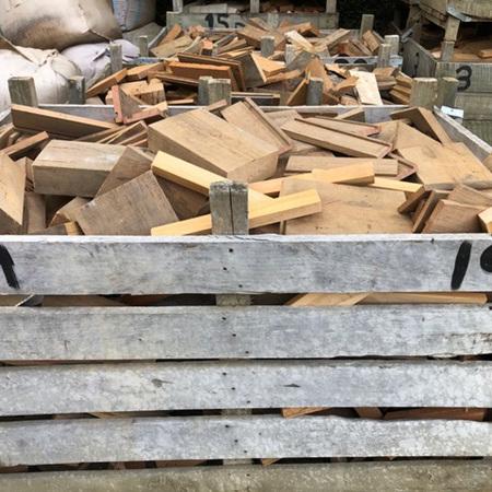 Firewood Bin 19