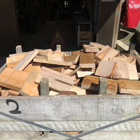 Firewood Bin 2