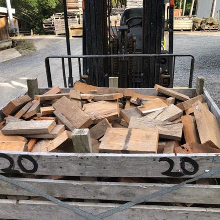 Firewood Bin 20