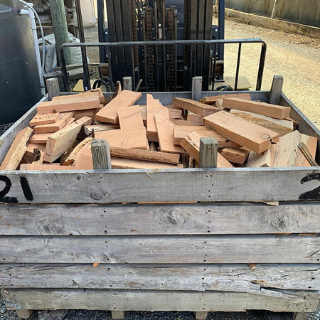 Firewood Bin 21