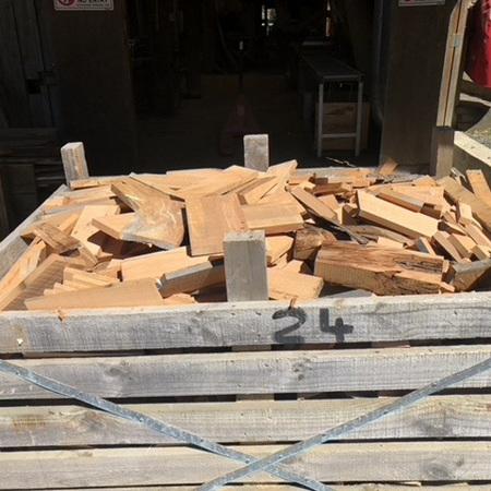 Firewood Bin 24