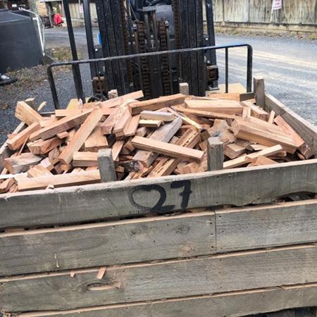 Firewood Bin 27