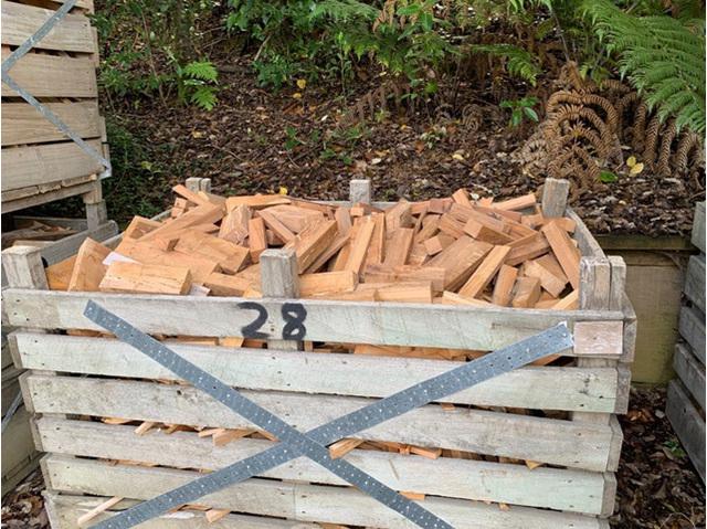 Firewood Bin 28