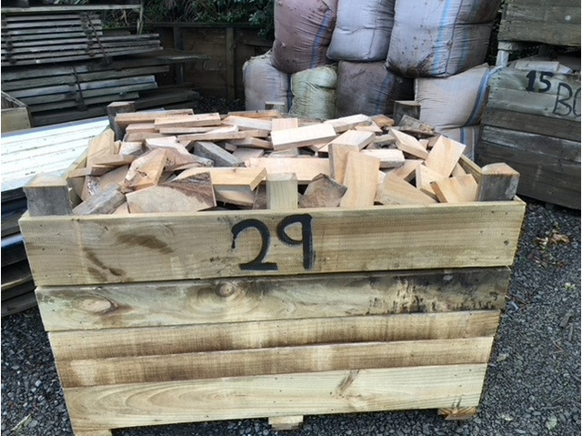 Firewood Bin 29