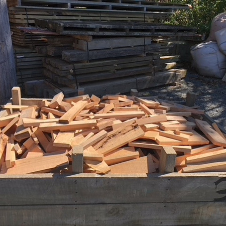 Firewood Bin 3
