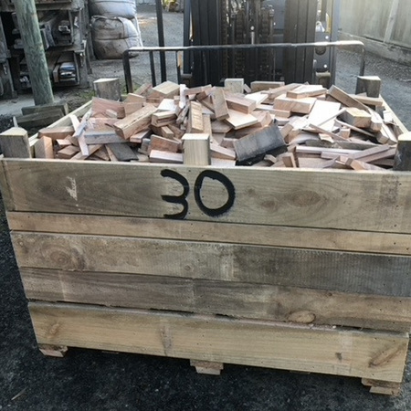 Firewood Bin 30