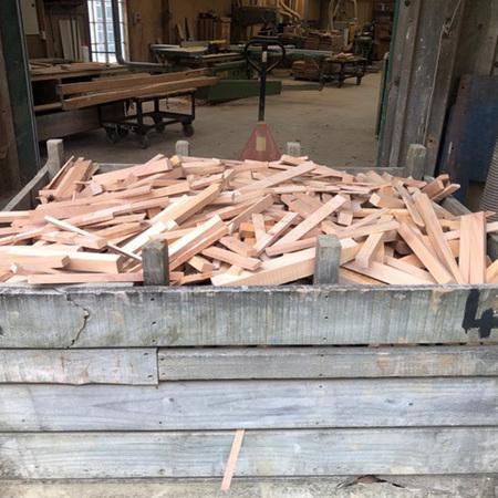 Firewood Bin 4