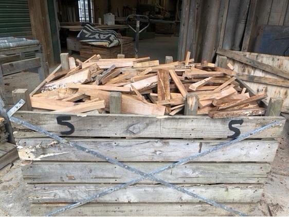 Firewood Bin 5