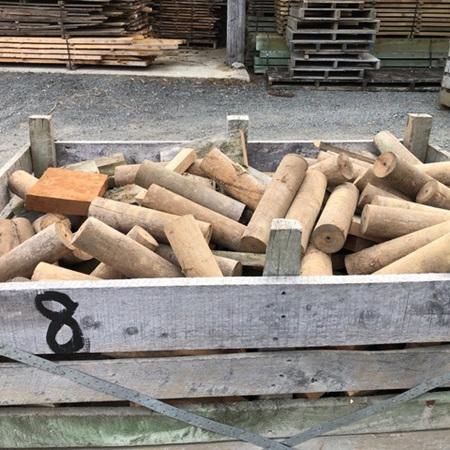 Firewood Bin 8