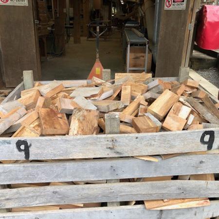 Firewood Bin 9