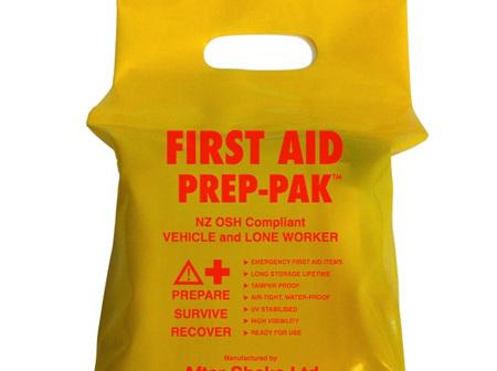 FIRST AID PREP-PAK™