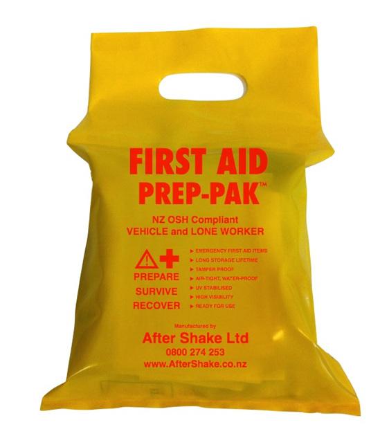 First Aid PREP-PAK