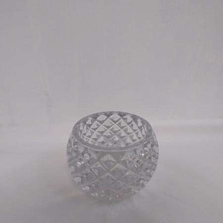 Fish Bowl cut glass mini G0823