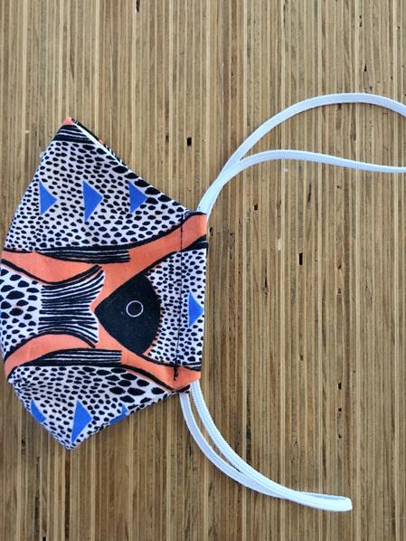 Fish facemask