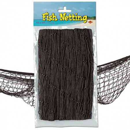 Fish Netting - black