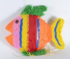 Fish Pinata.