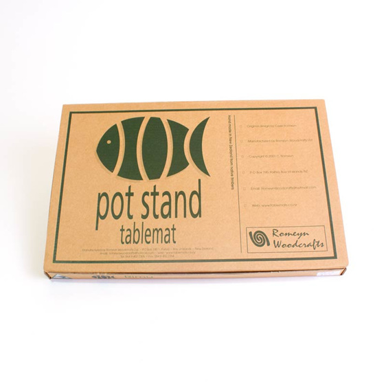fish pot stand package