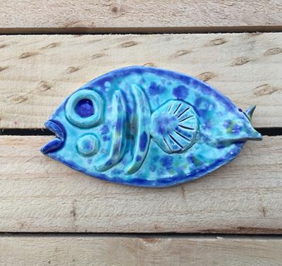 FISH soap dish