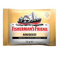 FISHERMANS FRIEND Aniseed 25g