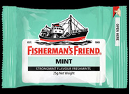 Fisherman's Friend Super Strong Mint Flavour Lozenges 25g
