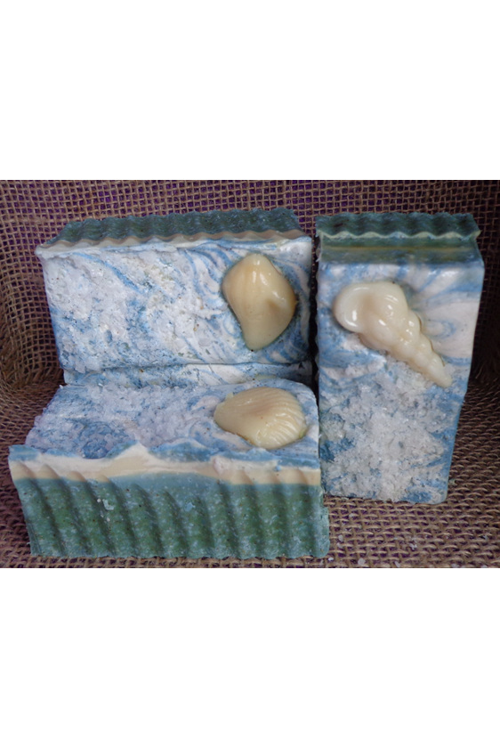 Fisherman's Sand Soap from Lavender Magic