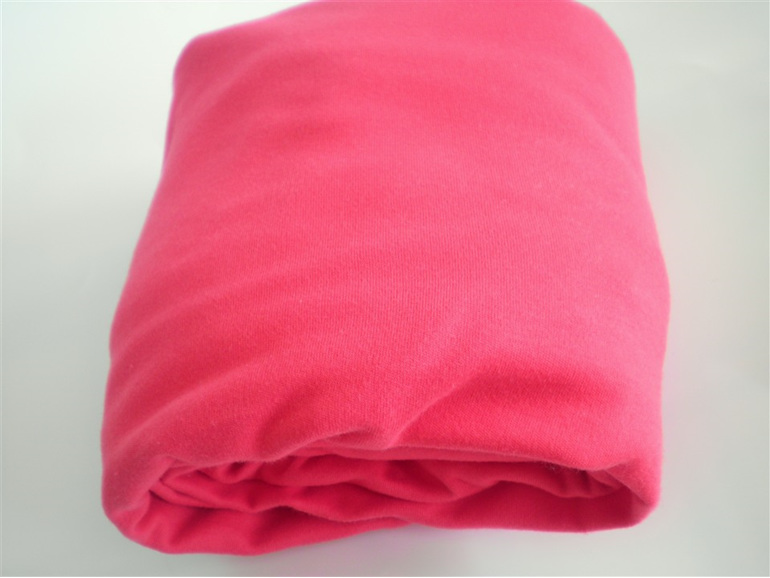 Fitted Cot Sheet - Jersey Knit Cotton
