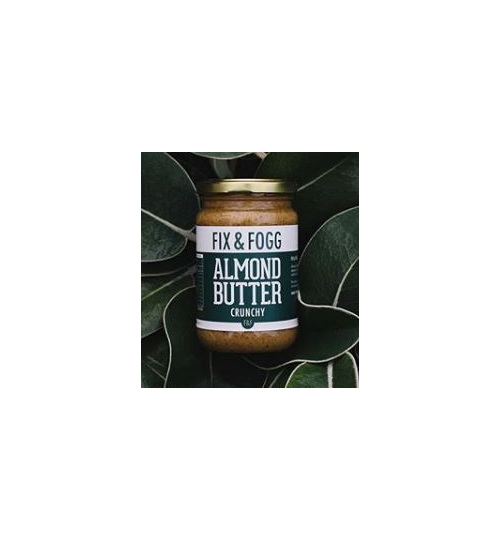Fix and Fogg Almond Butter 275g