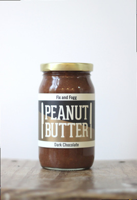 Fix and Fogg Dark Chocolate Peanut Butter
