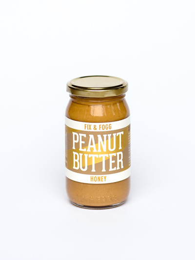 Fix and Fogg Honey Peanut Butter