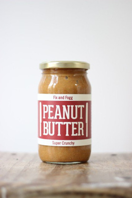 Fix and Fogg Super Crunchy Peanut Butter