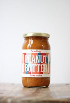 Fix and Fogg Super Smoke & Fire Peanut Butter