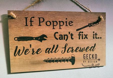 Fix it Man Signs
