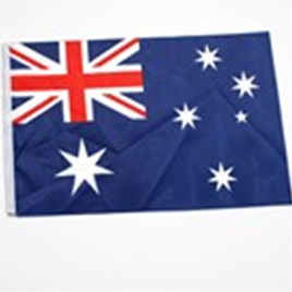 Flag Cloth For Car Australia 300 X 450mm