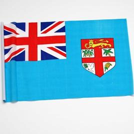 Flag fabric Large Fijian 90cm x 180cm
